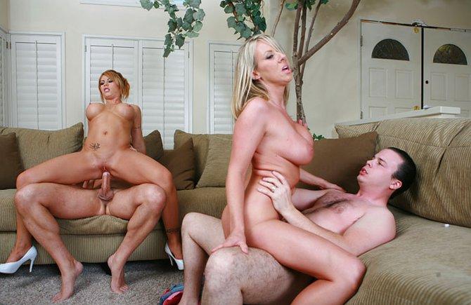 Мужьями порно обмен смотреть смотреть