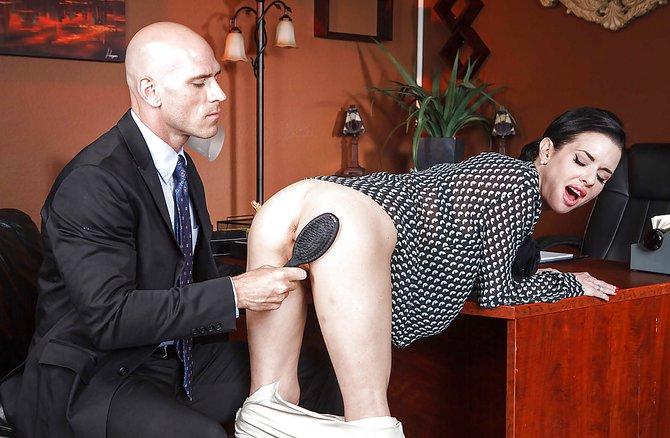 минет от секретарши