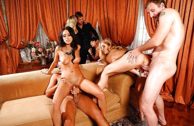 Росказы о порно вечеринках