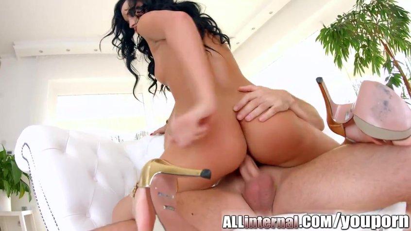 Порно жена любит член мужа и фаллос — 15